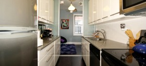 Kitchen at The Berkley - 77-12 35th Avenue, Jackson Heights, NY 11372