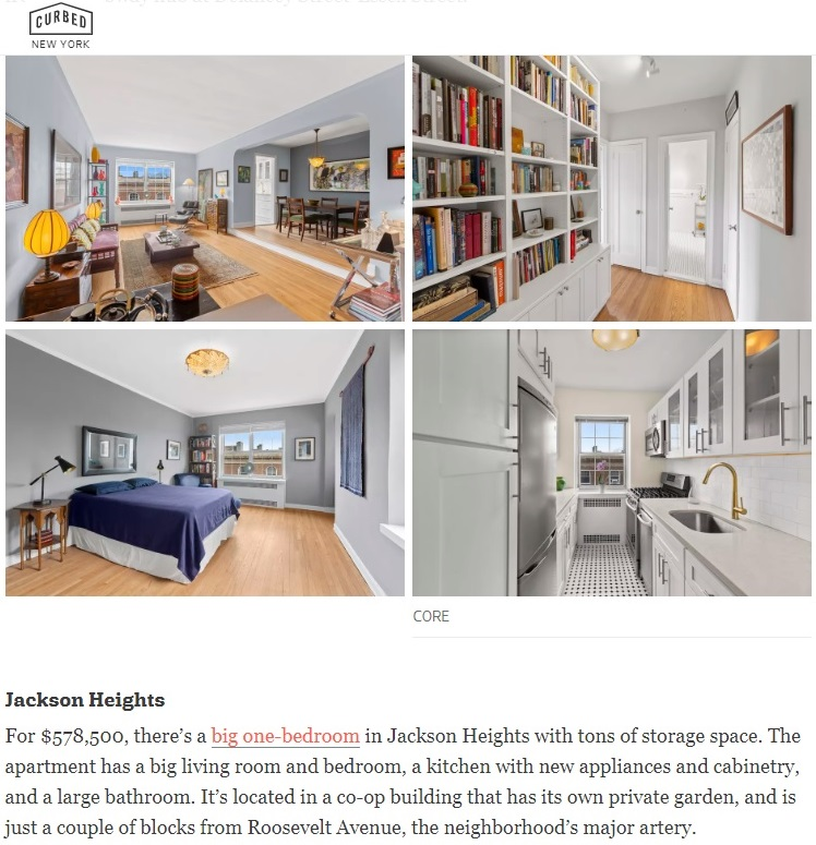 Berkeley Heights Apartments: Curbed NY Covers Our Berkeley Exclusive